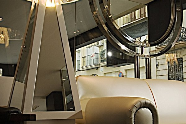 Mariposa Hotel Malaga - фото 19