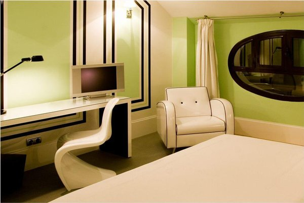 Mariposa Hotel Malaga - фото 8