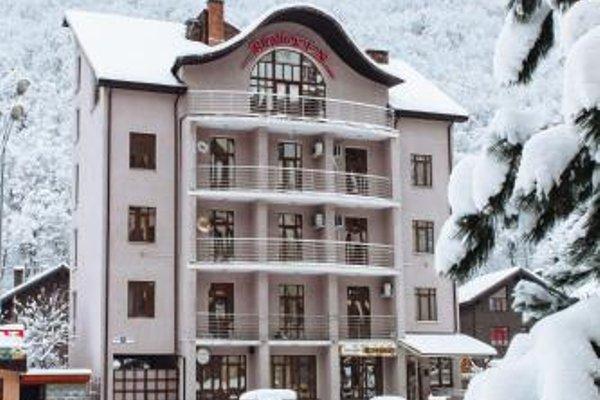 Мини-Отель Rodven - фото 21