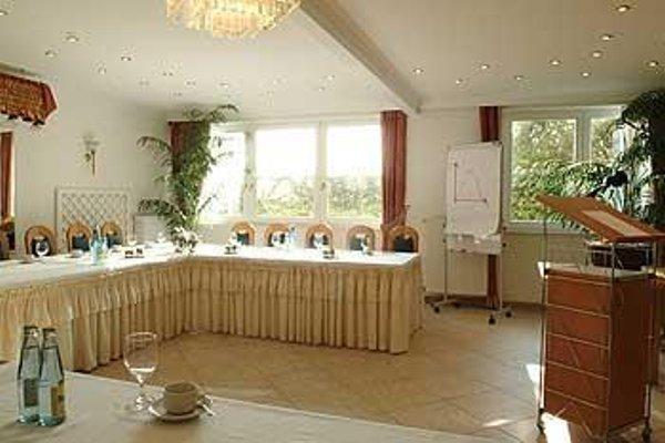Das Weisse Hotel an der Elbchaussee - фото 11