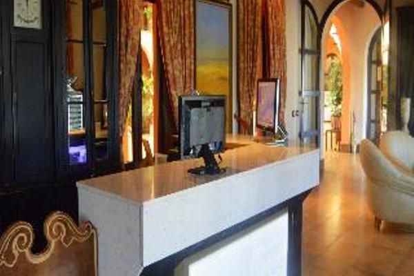 Hacienda Montija Hotel - фото 15