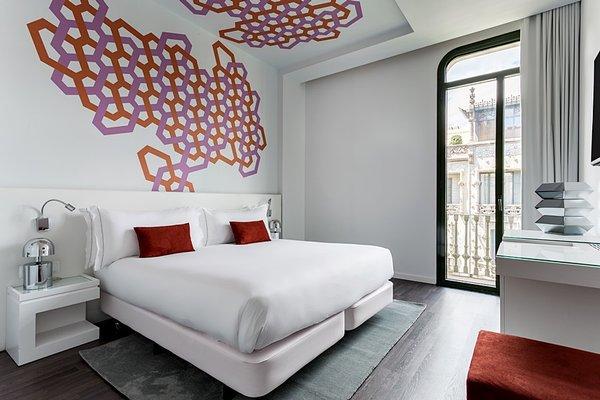 Отель Room Mate Carla 4* - фото 8