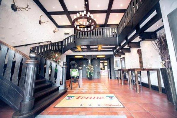 Hotel Hennies - фото 17