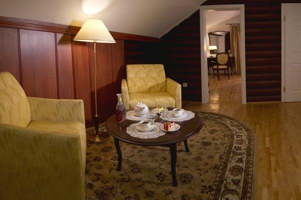 Отель Солнце - фото 22