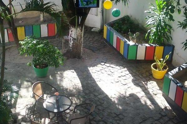 Frevo Praia Hostel - фото 22