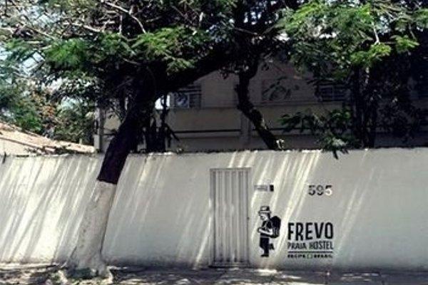 Frevo Praia Hostel - фото 23