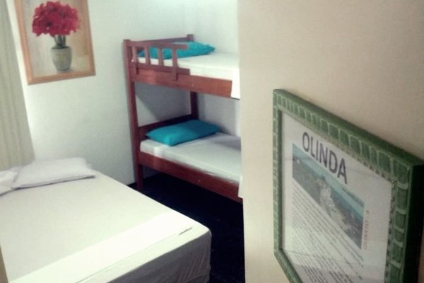 Frevo Praia Hostel - фото 6