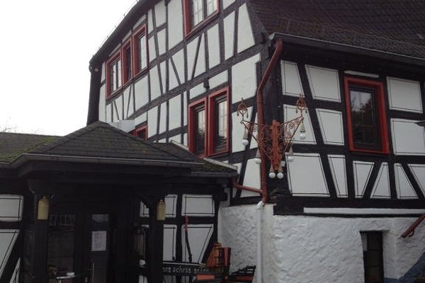 Hotel-Restaurant Walkmuhle - фото 20