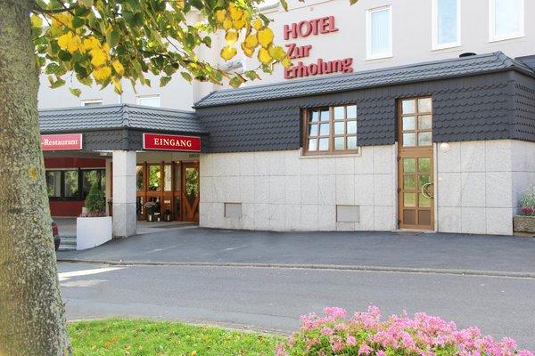 """Esmer Hotel """"Zur Erholung"""" - фото 18"""