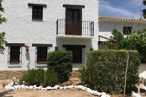 Casas Rurales La Loma Del Carrascal - фото 22