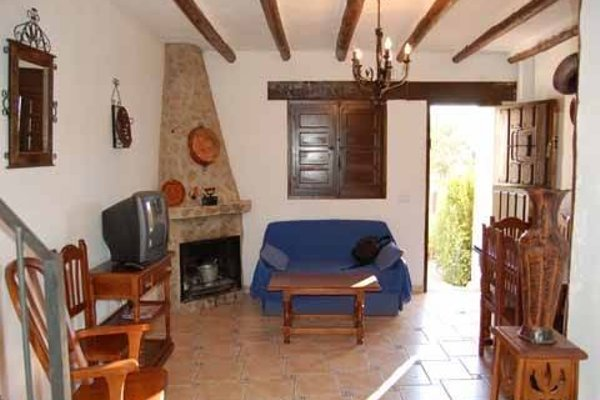 Casas Rurales La Loma Del Carrascal - фото 4