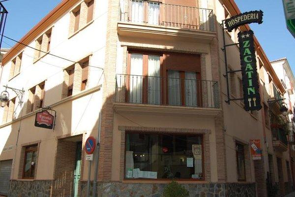 Hotel Hospederia Zacatin - фото 22