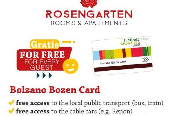 Rosengarten Rooms - фото 8