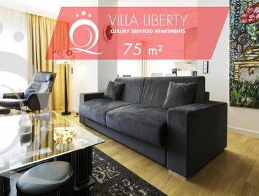 อพาร์ทเมนท์ The Queen Luxury Apartments - Villa Liberty