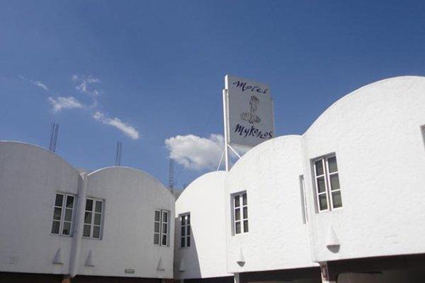 Motel Mykonos - фото 13