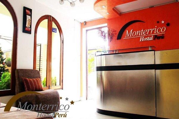 Monterrico Hotel Peru - фото 11