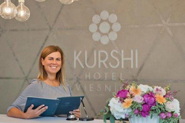 Kurshi Hotel & Spa - фото 17