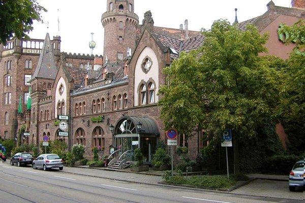 Hotel Hoepfner Burghof - фото 11