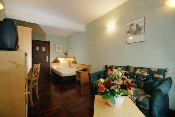Hotel Hoepfner Burghof - фото 5