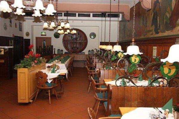 Hotel Hoepfner Burghof - фото 8