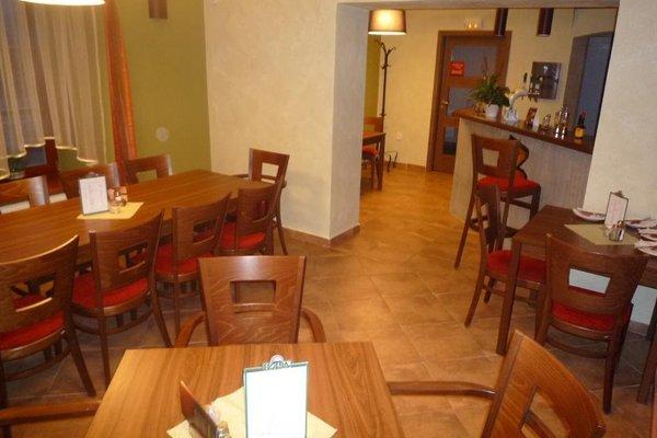 Penzion s Restauraci Zlata Hvezda - фото 6