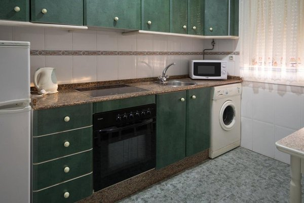 Apartamentos Ortega - фото 16
