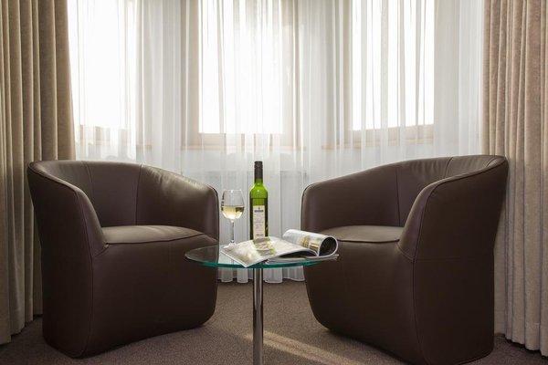 Hotel am Rheinsberg Bad Sackingen - фото 3