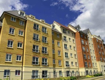 Апартаменты City Apartments Northampton