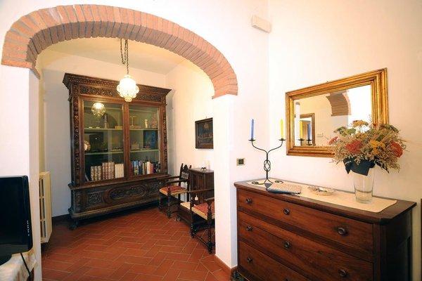 Palazzo Tarlati - Hotel de Charme - Residenza d'Epoca - фото 11