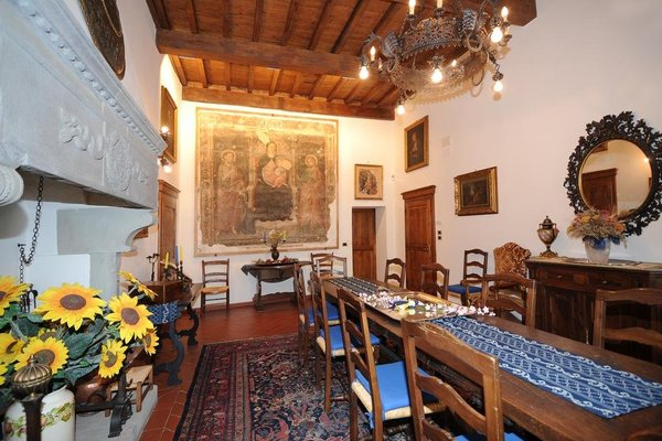 Palazzo Tarlati - Hotel de Charme - Residenza d'Epoca - фото 13