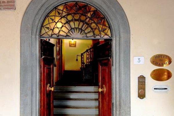 Palazzo Tarlati - Hotel de Charme - Residenza d'Epoca - фото 14