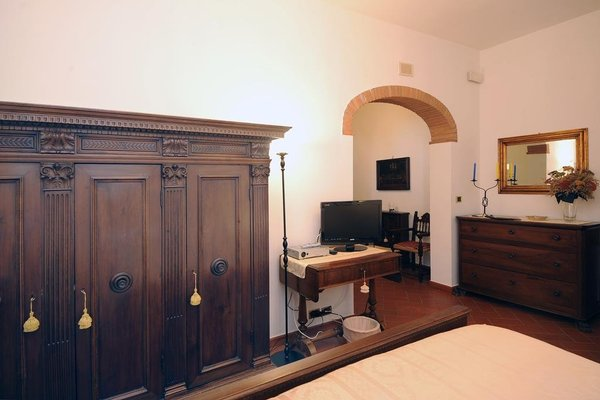 Palazzo Tarlati - Hotel de Charme - Residenza d'Epoca - фото 17