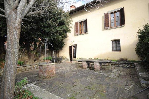 Palazzo Tarlati - Hotel de Charme - Residenza d'Epoca - фото 20