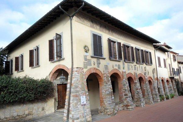Palazzo Tarlati - Hotel de Charme - Residenza d'Epoca - фото 21