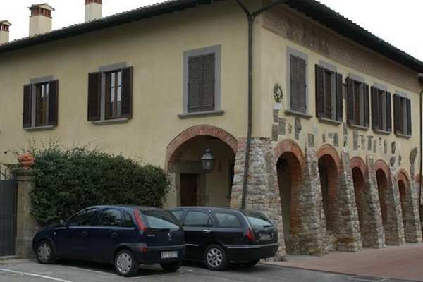 Palazzo Tarlati - Hotel de Charme - Residenza d'Epoca - фото 22