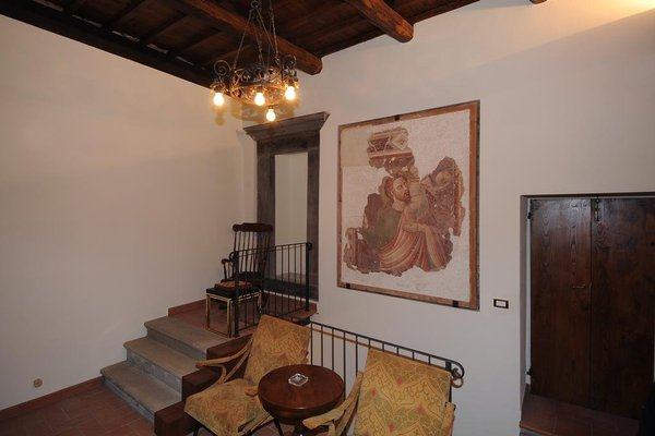 Palazzo Tarlati - Hotel de Charme - Residenza d'Epoca - фото 6