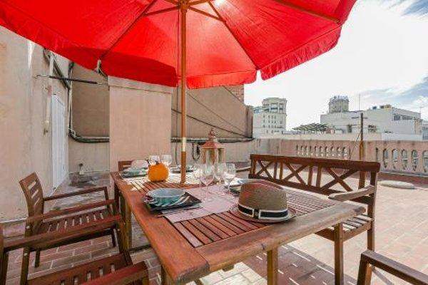 Bcn Paseo De Gracia Rocamora Apartment - фото 15