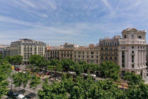 Bcn Paseo De Gracia Rocamora Apartment - фото 18