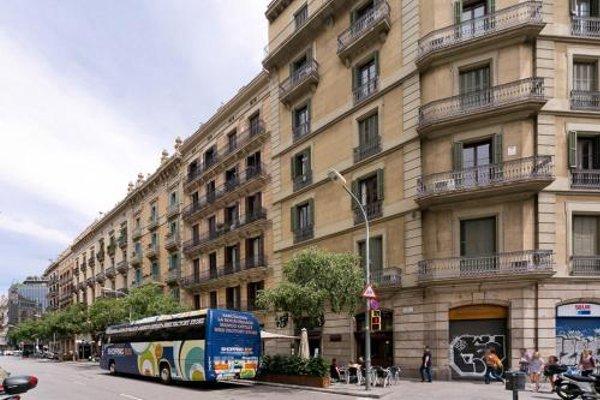 Bcn Paseo De Gracia Rocamora Apartment - фото 20