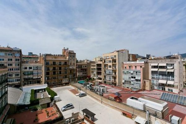 Bcn Paseo De Gracia Rocamora Apartment - фото 22