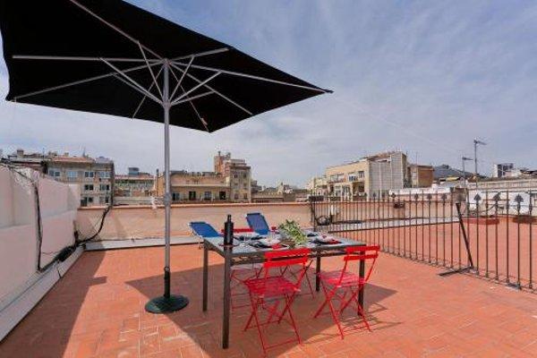 Bcn Paseo De Gracia Rocamora Apartment - фото 23