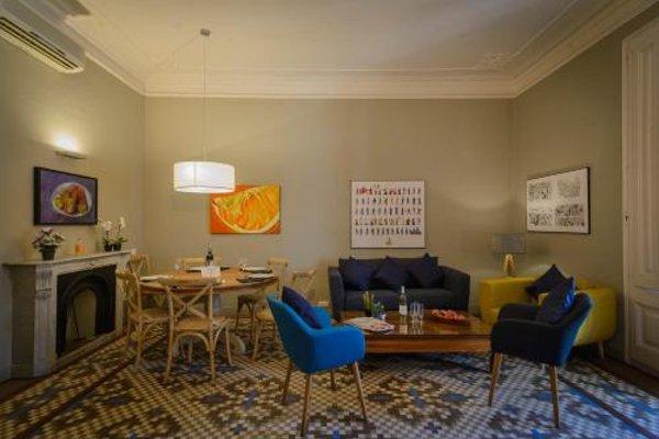 Bcn Paseo De Gracia Rocamora Apartment - фото 8