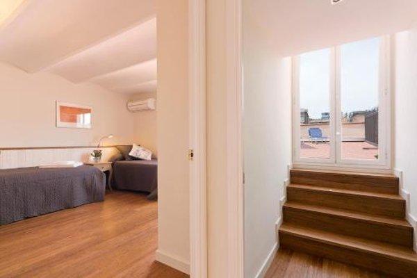 Bcn Paseo De Gracia Rocamora Apartment - фото 9