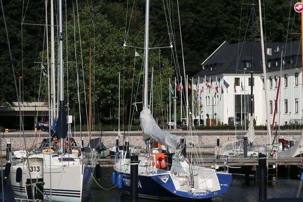 Kieler Yacht Club Hotel - фото 8