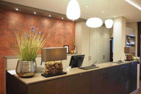 Hotel Fuchsen - 17