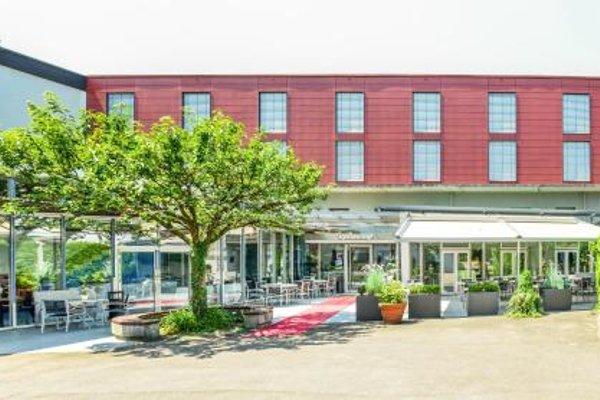 Hotel Fuchsen - 22