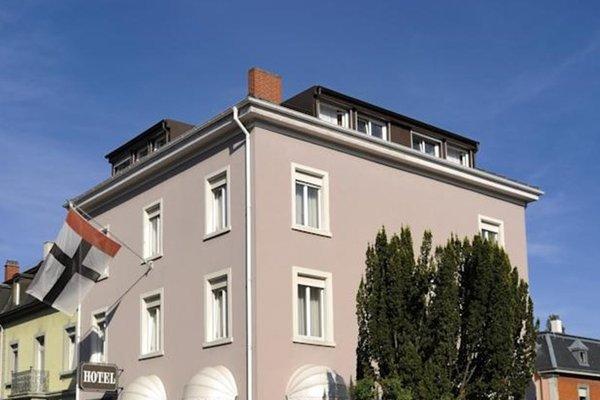 Hotel Buchner Hof - фото 23
