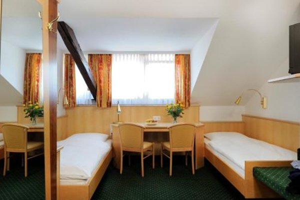 Hotel Buchner Hof - фото 7