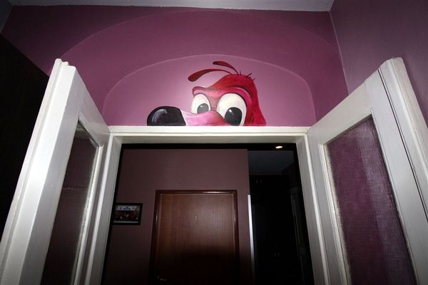 Flamingo Hostel - фото 18