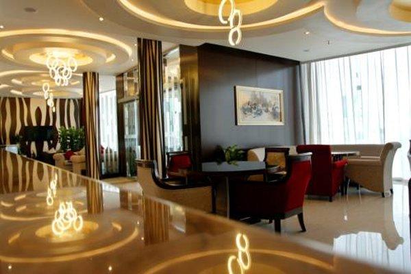 Ewan Tower Hotel Apartments - фото 11